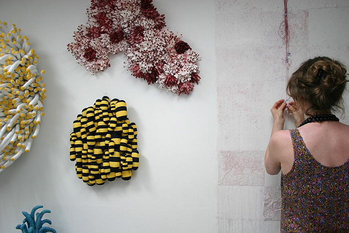 Textiles Artist - Anna Ray
