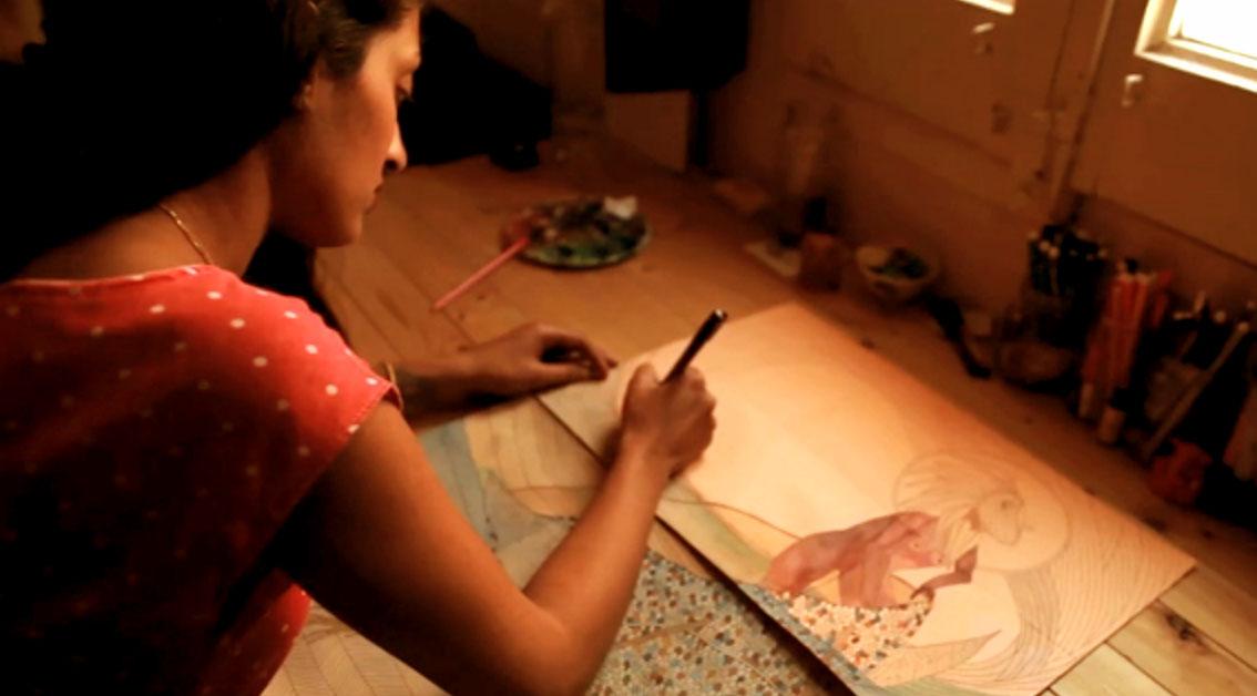 Rithika Merchant Illustrator & Artist