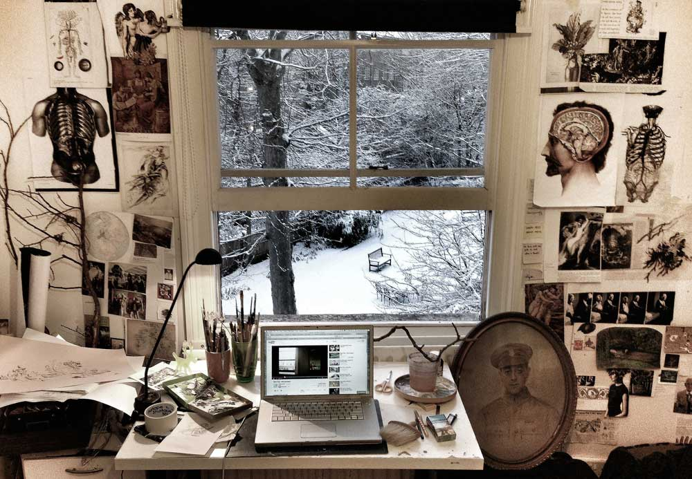Kanitta Meechubot's Studio