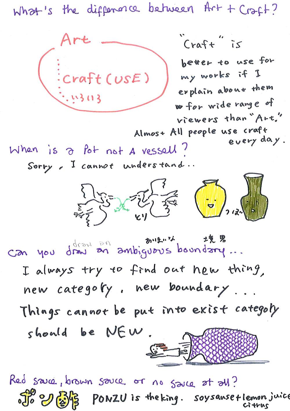 Keiko Masumoto - Artist Interview