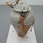 Keiko Masumoto - Deer Pot