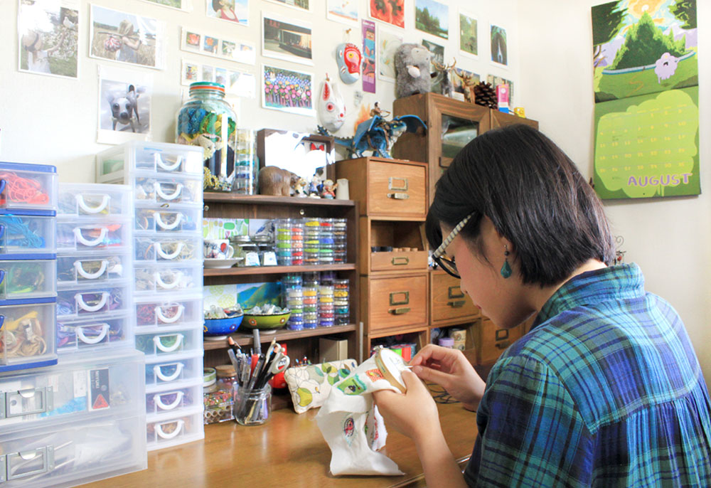 Kimika Hara -Textile Artist