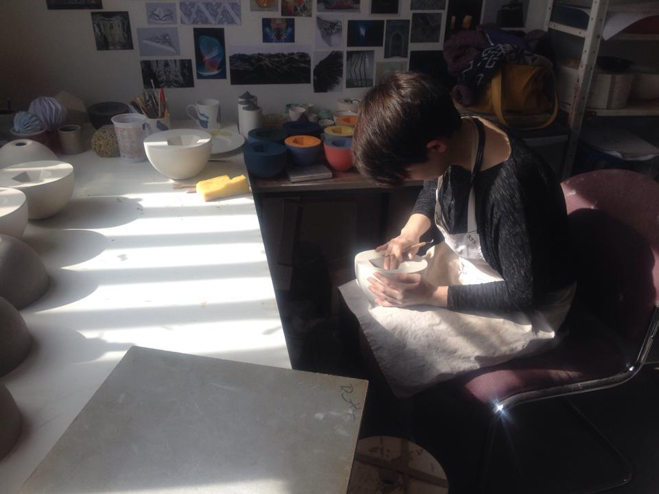 Sophie Southgate - Ceramics Studio